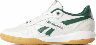 Reebok Unphased Pro - Chalk/Dark Green