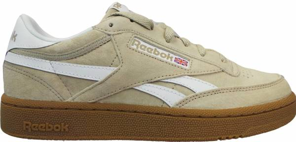 Reebok Revenge Plus - Light Sand/Sand Beige/White (CN6010)