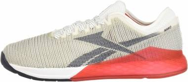 Reebok CrossFit Nano 9 - White/Red/Navy (EG3307)