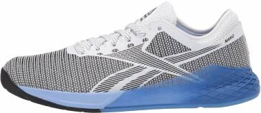 Reebok CrossFit Nano 9 - white/black/blue bla (FU7573)