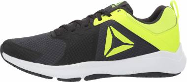 Reebok Edge Series TR - Coal Solar Yellow White
