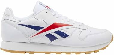 Reebok Classic Leather Vector - White / Black / Emerald (GNG24)
