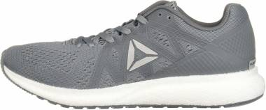 Reebok Forever Floatride Energy - Grey/White/Silver/Neon Red/Grey (DV3883)
