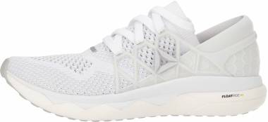 Reebok Floatride Run ULTK - White Steel Coal