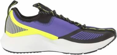 Reebok Sole Fury TS - Purple/Black/Neon Lime