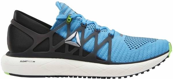Reebok Floatride Run 2.0 - Bright Cyan / Black / Solar Green