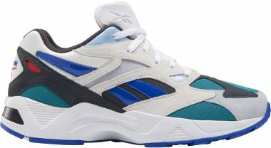 Reebok Aztrek 96 - Chalk / Seaport Teal / Humble Blue