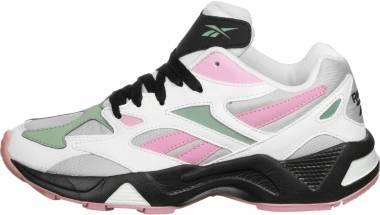 Reebok Aztrek 96 - White Jasmine Pink Green Slate (EF3108)