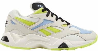 Reebok Aztrek 96 - Stucco Fluid Blue Semi Solar Yellow (EF3109)