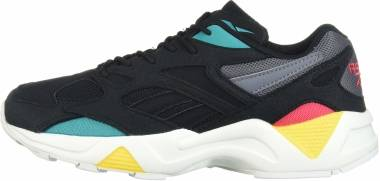 Reebok Aztrek 96 - Black/Grey/Teal/Chalk/Pink (DV8528)