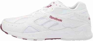 Reebok Aztrek 93 - White/Merlot/Reflective (DV8667)