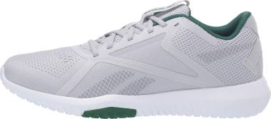 Reebok Flexagon Force 2.0 - Grey/Clover Green/White
