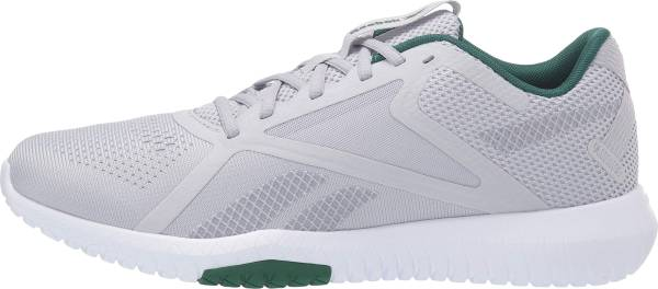 Reebok Flexagon Force 2.0 - Grey/Clover Green/White