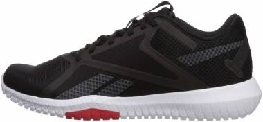 Reebok Flexagon Force 2.0 - Black True Grey Primal Red