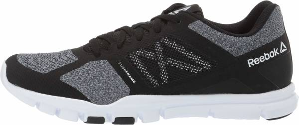 Reebok Yourflex Trainette 11 - Black White Cool Shadow