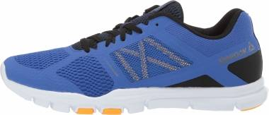 Reebok Yourflex Train 11 - Crushed Cobalt/Collegiate Navy/Solar Gold/White/Black/Pewter (DV4763)