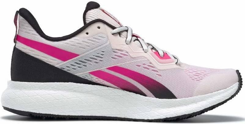 Reebok Fast Flexweave CN5143 Mens Black Nylon Athletic Running Shoes 7.5