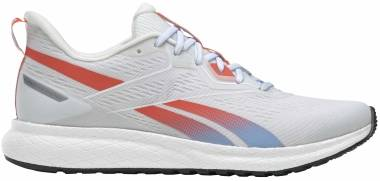Reebok Forever Floatride Energy 2 - True Grey 1 / White / Vivid Orange (EF6912)