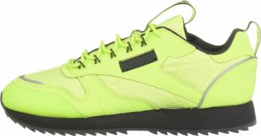 Reebok Classic Leather Ripple Trail - Neon Lime/Neon Lime/True Grey (EG6670)
