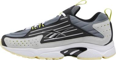 Reebok DMX Series 2200 - Alloy / Black / Hero Yellow