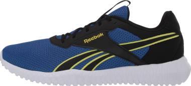 Reebok Flexagon Energy TR 2.0 - Black/Humble Blue/Hero Yellow (FCE01)