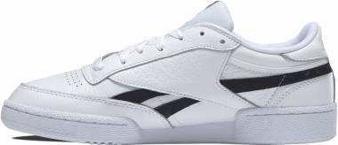 Reebok Club C Revenge - White / Black / None (EG9270)
