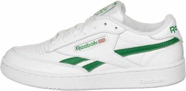 Reebok Club C Revenge - White / Gle Green / None (EG9271)