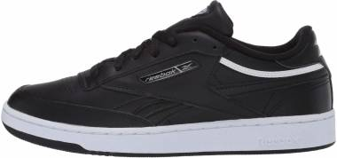 Reebok Club C Revenge - Black/White/Silver Metallic (EG4297)