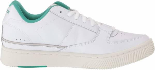 Reebok Dual Court - White/Chalk/Emerald (GNH35)