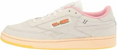 Reebok Tom And Jerry Club C Revenge - beige (FW4681)