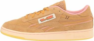 Reebok Tom And Jerry Club C Revenge - Brown (FW4632)
