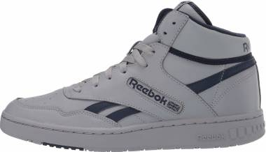Reebok BB 4600 - Tin Grey/Collegiate Navy/Tin Grey (JAD47)