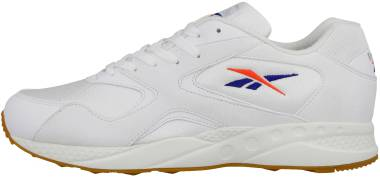 Reebok Torch Hex - White / Chalk / Grey / Red / Cobalt