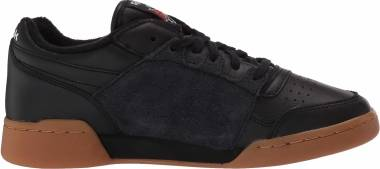Reebok Workout Plus Nepenthes - Black/Rubber Gum/Legacy Red (EGY56)