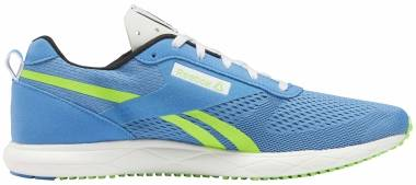 Reebok Floatride Run Fast London Pro - Cyan/True Grey 1/Solar Green (DV7369)