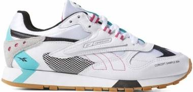 Reebok Classic Leather ATI 90S - White/Teal/Black/Grey/Pink (DV9792)