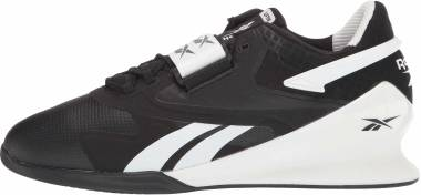 Reebok Legacy Lifter II - black/white/true gre (FU9459)
