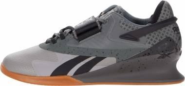 Reebok Legacy Lifter II - Spacer Grey/Essential Grey/Black (FY3537)