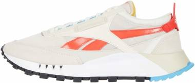 Reebok Classic Leather Legacy - Alabaster/Chalk/Laser Red (FY7432)