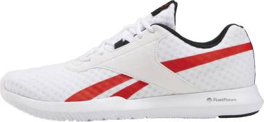 Reebok Reago Essential 2 - White/Instinctive Red/Black (KXA47)