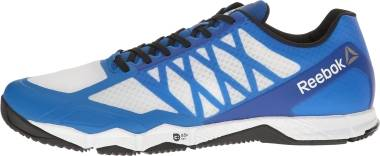 Reebok Speed TR - White/Black/Awesome Blue/Pewter (BD5496)