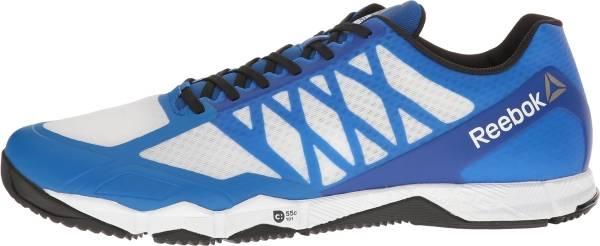 Reebok Speed TR - White/Black/Awesome Blue/Pewter (BD5496)