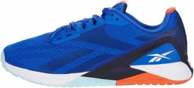 Reebok Nano X1 - court blue/dynamic r (FY3534)