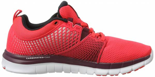 Reebok Zquick Dash woman pink (neon cherry/rustic wine/white)