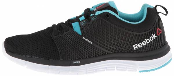 Reebok Zquick Dash woman black (black/blue pool/white)