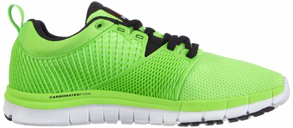Reebok Zquick Dash men vert (solar green/black/wht/bold orange)