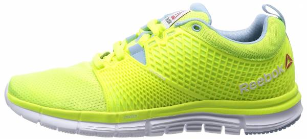 Reebok Zquick Dash woman gelb (solar yellow/denim glow/white)