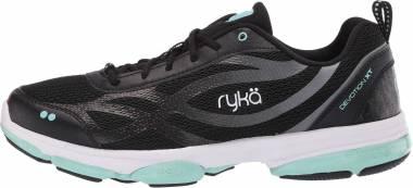 Ryka Devotion XT - Black/Mint (F0180M6004)