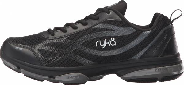 Ryka Devotion XT - Black/Meteorite/White