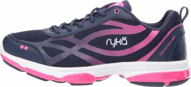 Ryka Devotion XT Medieval Blue/Athena Pink/White Women